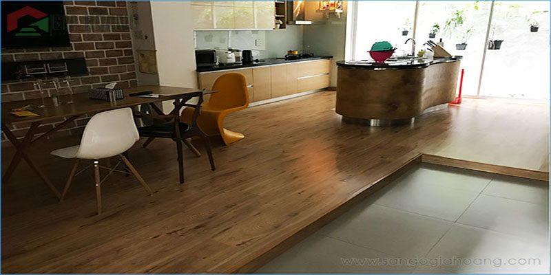Sàn gỗ Robina