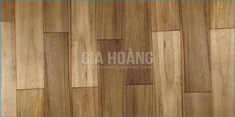 Sàn gỗ Tràm Bông Vàng