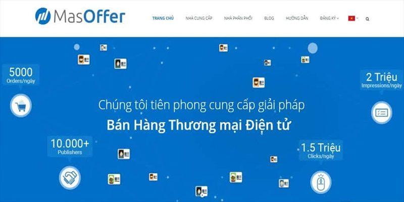 Các mạng tiếp thị liên kết tốt nhất tại Việt Nam năm 2020