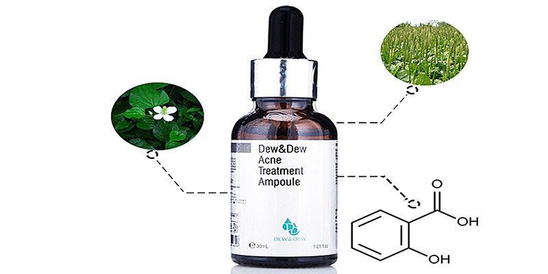 Nên chọn mua serum trị mụn của thương hiệu hãng nào tốt và có giá rẻ?