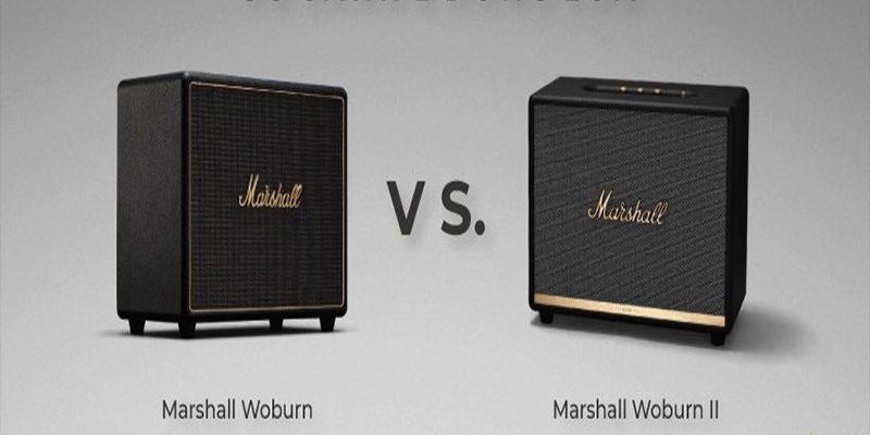 Loa Marshall Woburn I và Marshall Woburn II
