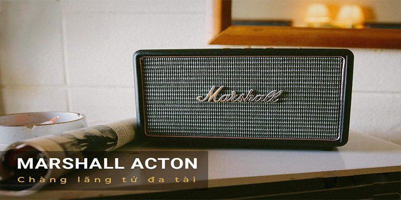 Loa Marshall Acton I và Marshall Acton II