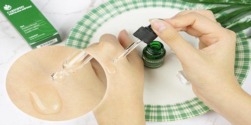5 bước để chọn serum trị mụn tốt và có giá rẻ phù hợp