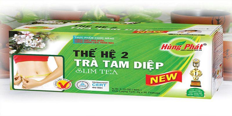 Top 5 trà giảm cân tốt nhất an toàn hiện nay (2020)