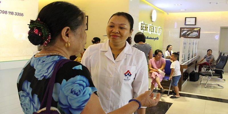 Một số lưu ý khi thăm khám tại Bệnh viện An Việt