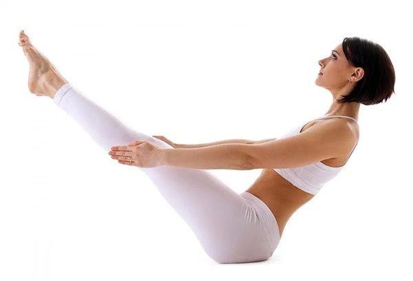 10 bài tập Yoga cho bụng phẳng eo thon