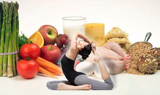 """Ăn Gì Cho """"Chuẩn"""" Trước Khi Tập Yoga"""
