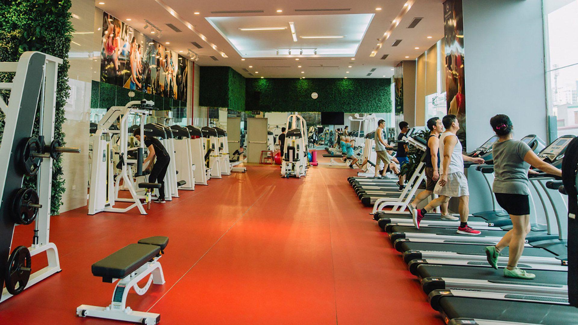 Fitness Garden