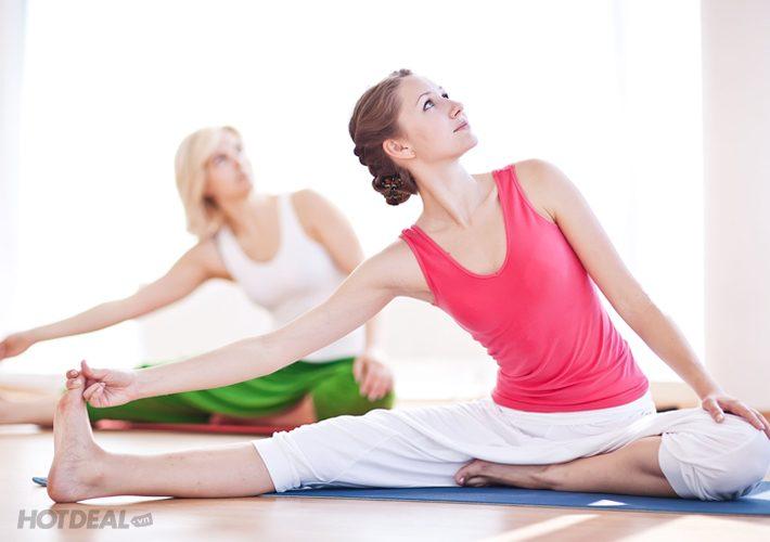 Fox Yoga – Lê Văn Hiến