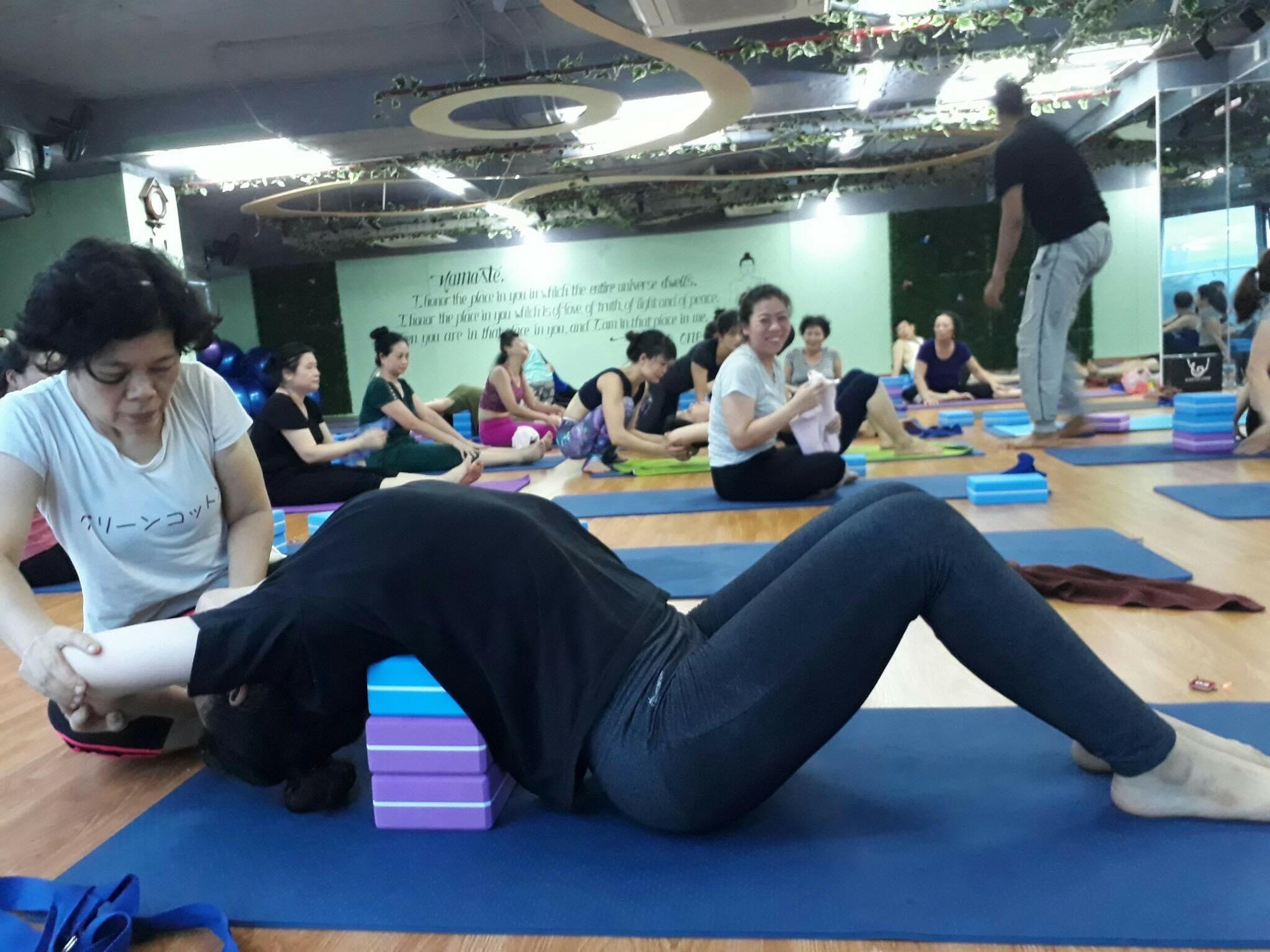 Namaste Yoga & Dance