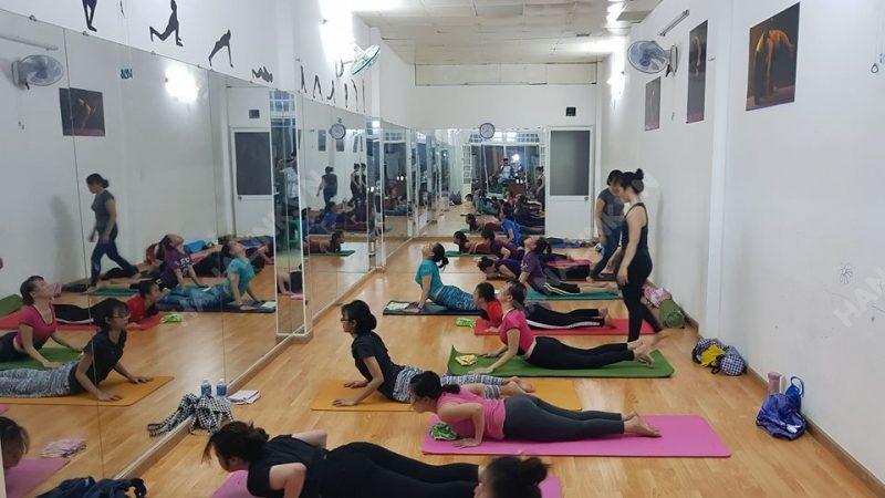 Yoga Health and Beauty