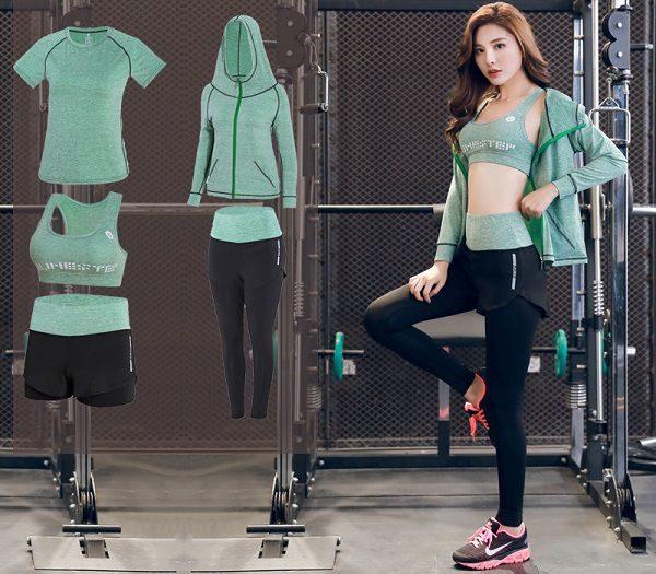 bí quyết chọn quần áo tập gym nữ
