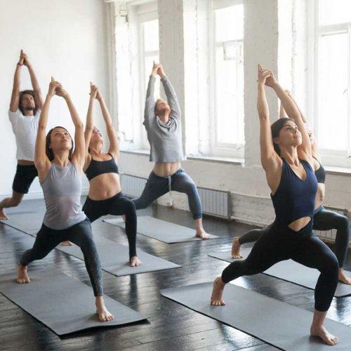 Nên tập Yoga bao nhiêu lần 1 tuần