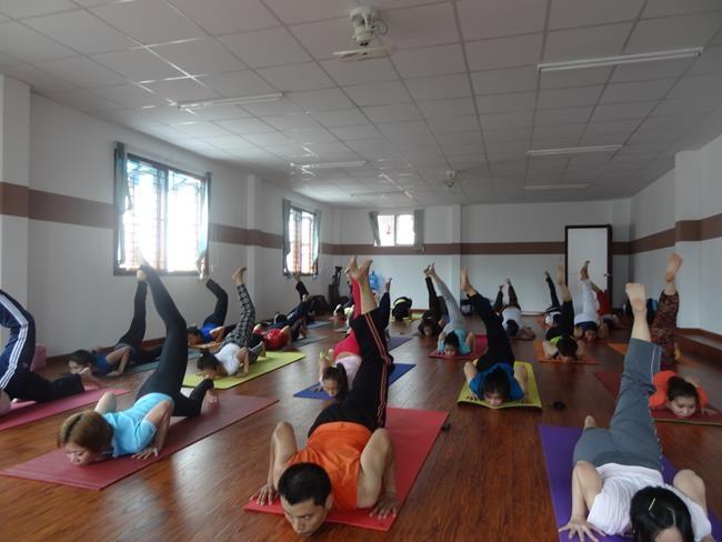Yoga Secret Club Bình Thạnh