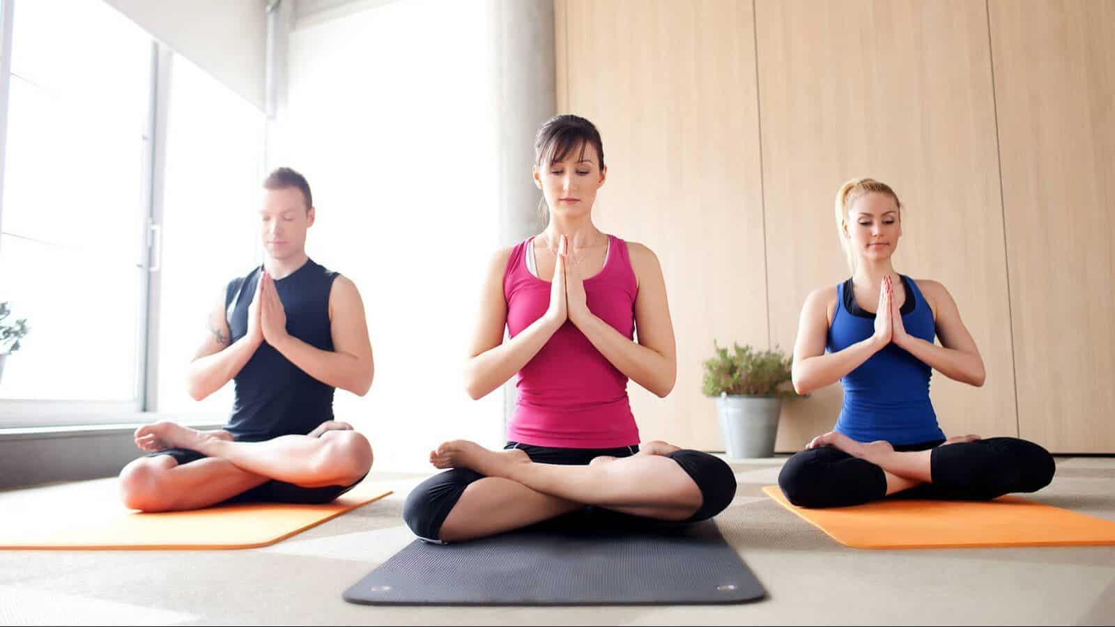 Nguyên tắc bắt buộc cho người mới tập yoga