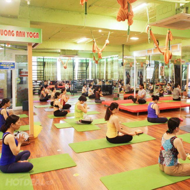Điểm danh top 10 phòng tập Yoga Hà Nội được review tốt nhất 2021